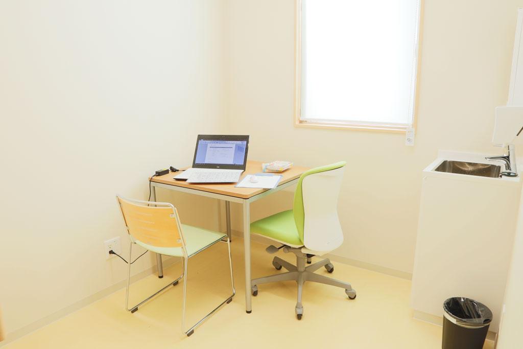 言語リハビリ室の写真